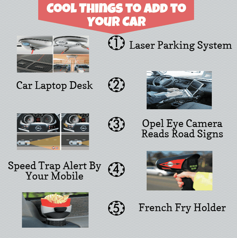 Cool Things to Add to Your Car